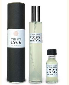 At The Beach 1966 CB I Hate Perfume for women and men  Would love to try this perfume