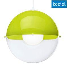 Koziol Orion Hanging Lamp - Green
