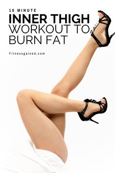 Your Legs Affect Your Beauty. Thigh Gap Requires Wide Hips and Low Body Fat. But Burning Inner thigh Fat is Tough. With this Inner Thigh Workout not So Much Workout For Wider Hips, Thigh Exercises, Hip Workout, Inner Thigh, Fat Burning Workout, Fat Fast, Easy Workouts, Build Muscle, Muscles