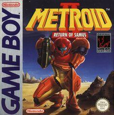 Game Boy - Metroid II: Return of Samus