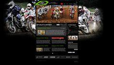 Viac noviniek na www. Marlow, Motocross, Web Design, Christian, Image, Design Web, Dirt Biking, Dirt Bikes, Website Designs