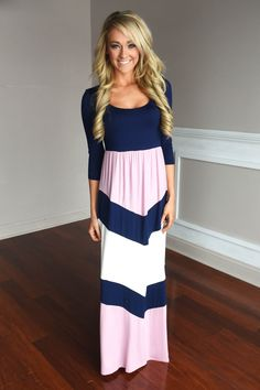 Feeling Nautical Maxi – The Pulse Boutique