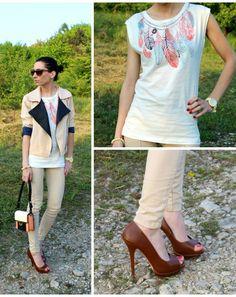 Stylizacja Lazy day dodana przez blogerkę modową modjus
