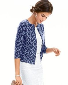 Our most-coveted cardigan features new prints to please every taste. No matter which one (or two) you choose, you'll find this sweater can single-handedly reboot any basic in your bureau. We kept the things you love the same, from the finely knit, soft merino to the slim, flattering fit. Grosgrain-ribbon placketThree-quarter sleevesHip lengthMerino woolImported Slim fit. For layering, we recommend you order one size larger than your usual size.