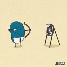 Great Illustrations by Wawawiwa