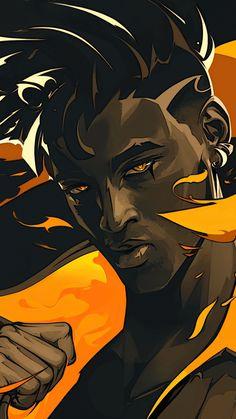 Overwatch Hero Concepts, 3840x2160 Wallpaper, Arte Cyberpunk, Phoenix Art, Gaming Wallpapers, Star Art, Fire Starters, Anime Fantasy, Art Logo
