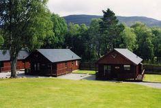 Braemar Lodge Log Cabins