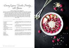 Creamy Quinoa vanill