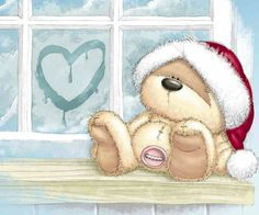 I love Christmas cards