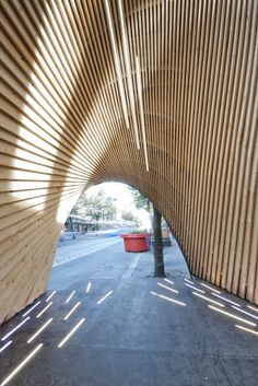 Gallery of Pauhu Pavilion Constructed for Tampere Architecture Week in Finland - 6
