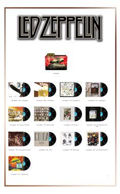Album Art Icons: Led Zeppelin