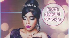Prom Queen Makeup Tutorial | Sophia Mujahid