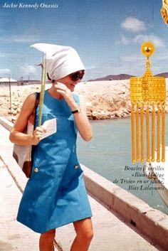 Jackie summer shift dress