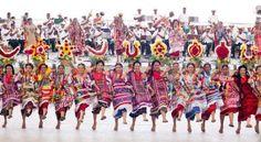 La Guelaguetza Oaxaca 2013.