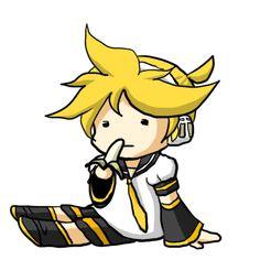 Len eating his banana...