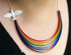 Collana arcobaleno!