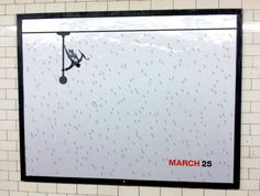 Mad Men promo posters get vandalized in NYC - getting incredible free publicity they couldn't have asked for. Check out this excellent gallery where fans and artists are making a mark.