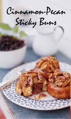 Cinnamon-Pecan Sticky Buns | Martha Stewart Living - Our favorite sticky bun and sweet roll recipes.