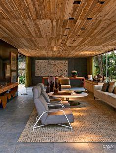 Casa Cor Minas: o ambiente do arquiteto Pedro Lázaro
