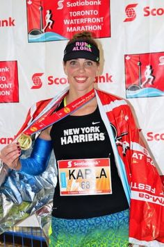 The Scotiabank Toronto Waterfront Marathon is one of Canada's best running events.