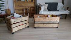 つなげて、引っ張って、子供が楽しく片付けできるおもちゃ収納DIY LIMIA (リミア)