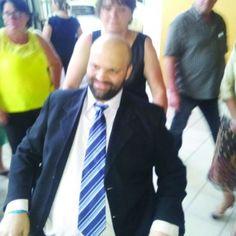 Marcos Possobon deve receber células-tronco no Hospital Sarah Kubitschek