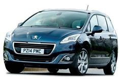 Peugeot 5008 (2010) (452.9cm, +19.3cm) 2nd row seats: 3 equal size