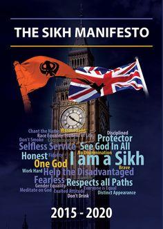 Sikh Manifesto for UK General Election   SikhNet