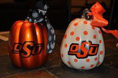Oklahoma State Pumpkins