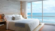 Foto de 1 Hotel South Beach, Miami Beach: One Bedroom Suite - Tripadvisor Miami Beach, Bed City, Two Bedroom Suites, Bedrooms, South Beach Hotels, Hotel Room Design, Hotel Interiors, Trendy Bedroom, Bedroom Wall