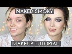 ▶ ACNE COVERAGE // Naked Smoky Palette Makeup Tutorial // MyPaleSkin - YouTube
