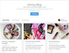 Have you checked out my beauty blog on Bloglovin? Makeup, Mac, Fashion, Drugstore & more www.emmysukblog.blogspot.co.uk