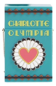 Charlotte+Olympia+'Smokin''+Box+Clutch+available+at+#Nordstrom