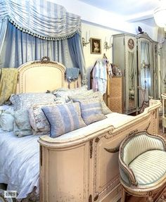 french apt. NY..fabulous bedroom