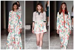 #fw #fashion #floral #dress #style #lifestyle #catwalk Cat Walk, Street Style, Lifestyle, Skirts, Dresses, Art, Fashion, Vestidos, Moda
