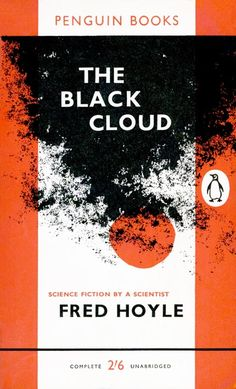 The Black Cloud by Fred Hoyle
