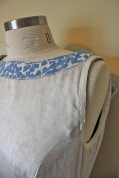 Gertie's New Blog for Better Sewing: Linings for Summer Dresses and Skirts