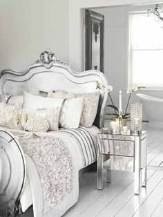 A glamorous bedroom collection from Star by Julien Macdonald, coming soon #SS14 #sneakpeek #bedroom