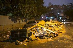 'Megalópoles são desprovidas de condições de saneamento; são cidades impermeabilizadas, sem política de captação da água'