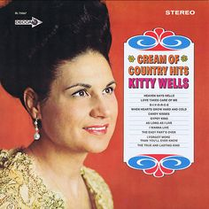 Kitty Wells - Cream Of Country Hits (Vinyl, LP) at Discogs