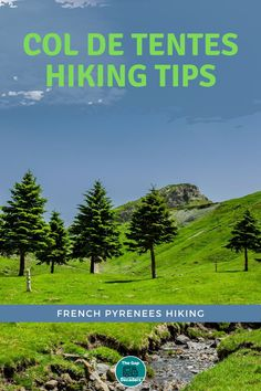Find out all you need to know about easy hikes in the Col de Tentes area of the French Pyrenees #hikingfrance #hikingpyrenees #coldetenteshiking Hiking Norway, Hiking Europe, Mont Blanc Hike, Hiking Wear, Travel Workout, Hiking Tips, Travel Activities, Hiking Equipment, Tents