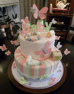 cute shower cake :)