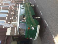 Het eind resultaat van de Volkswagen T2  Weer een stukje vakwerk van Schouten Autoschade uit Haarlem