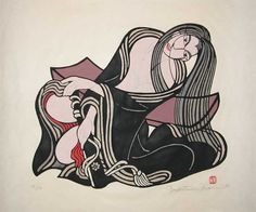 For the largest collection of century Japanese woodblock prints including, Black Hair by Mori, Yoshitoshi, visit Ronin Gallery in NYC today! Japanese Prints, Japanese Art, Manga, Woodblock Print, Printmaking, Black Hair, To Go, Gallery, Illustration