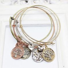 nice Fashion Women Trendy Love Heart Pendant Bracelet Bangle Jewelry - For Sale View more at http://shipperscentral.com/wp/product/fashion-women-trendy-love-heart-pendant-bracelet-bangle-jewelry-for-sale/