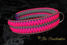 #Paraknotter #Handmade #Paracord #Dogcollar
