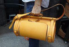 leather-craft-pattern-bucket-bag-pattern-paper-BXK-23-leathercraft-template
