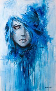 Beautiful Watercolor Paintings by Mekhz: