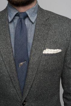 Dapprly     Shepherd Ahlers needs this tie pin Men Looks cd8b59ca92e