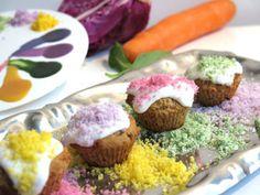 """צבעי מאכל טבעיים, לקוקוס לציפוי כדורי """"שוקולד"""" (תמרים, אגוזים קקאו ודבש)"""